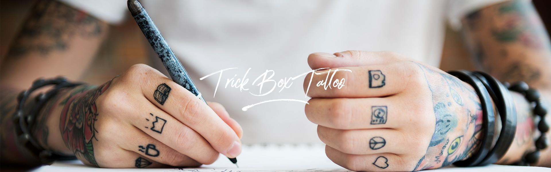 Trick Box Tattoo